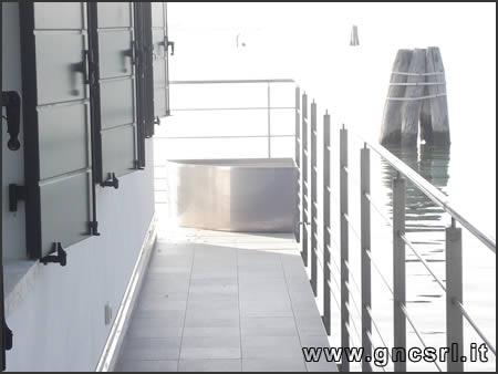 Gnc Srl Progettazione E Realizzazione Su Misura In Ferro Ferro